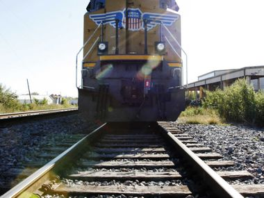 The city of Palestine and Anderson County have been involved in a legal battle with Union Pacific.