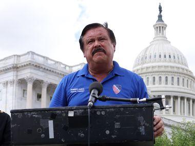 Domingo García dijo que los demócratas debieron defender al candidato Joe Biden cada vez que lo llamaban socialista o se hacían otras acusaciones en su contra.