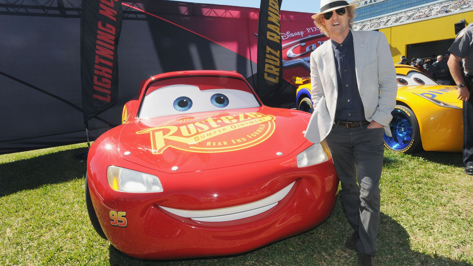 Life Size Cars 3 Characters Are Coming To Dallas Fort Worth In April