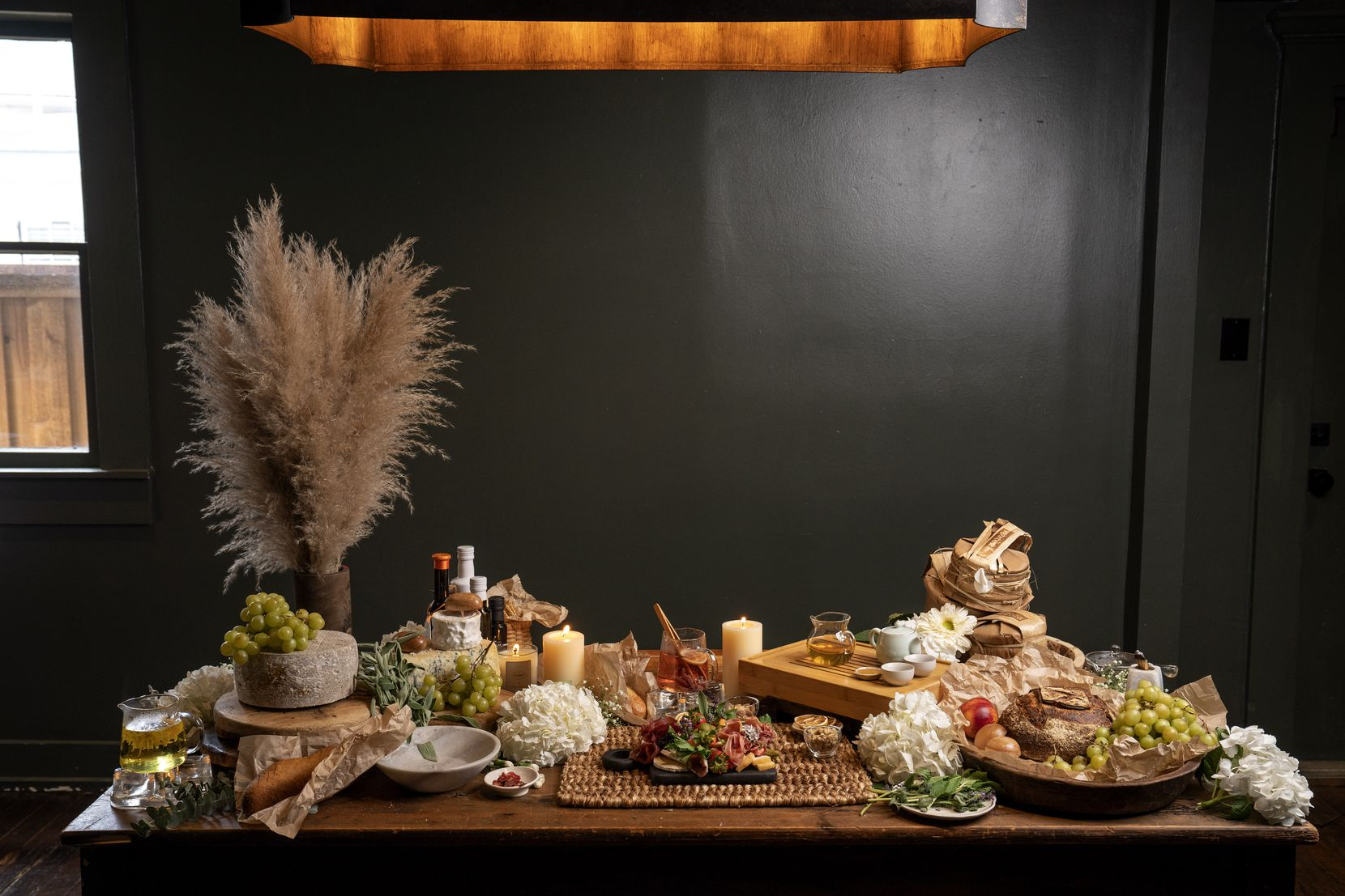 At Fount Board and Table, charcuterie boards are a work of art.