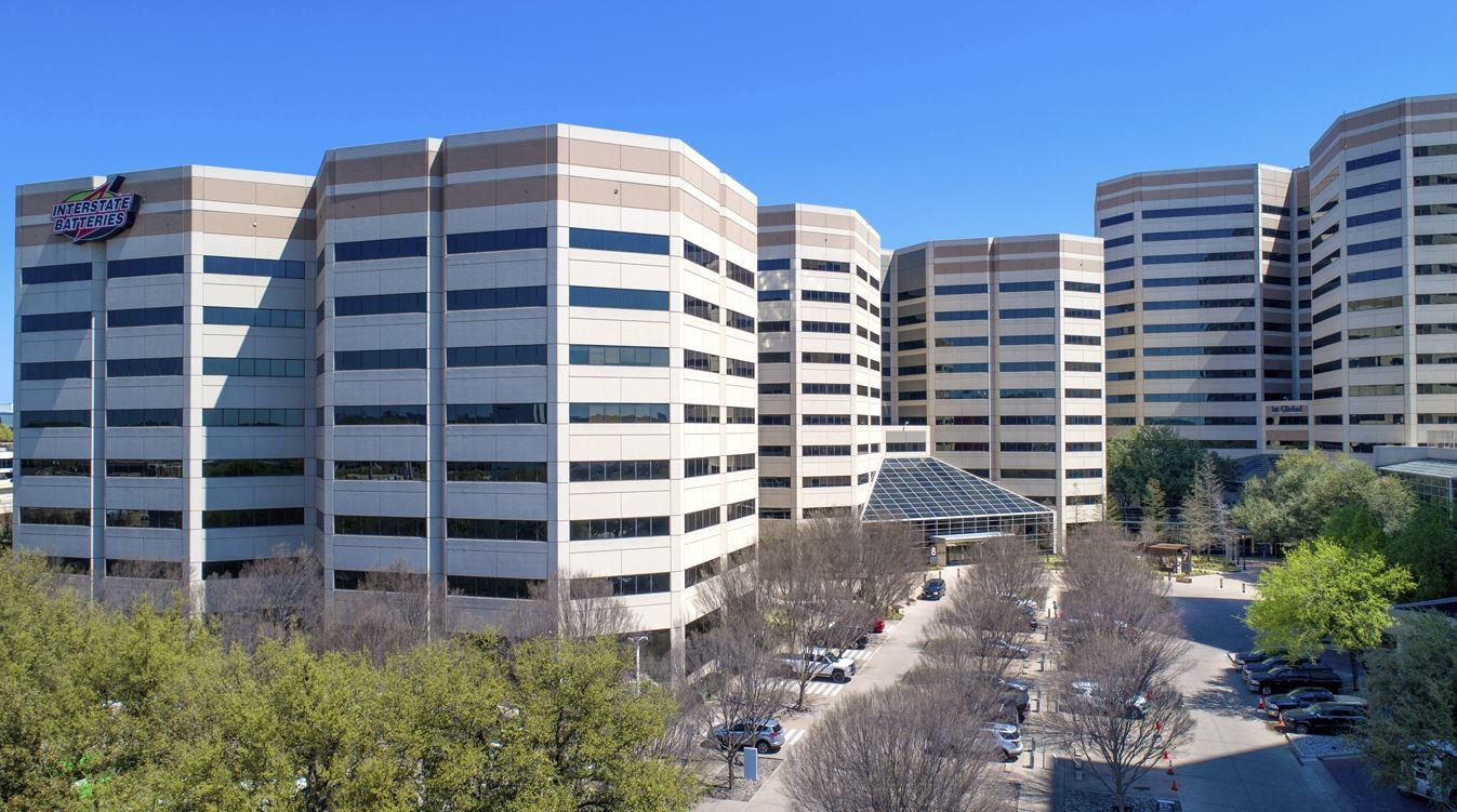 Veritex expanded its Dallas banking operations last summer with a 26,418-square-foot lease in the Park Central office building to house 150 of its workers. The company is headquartered in Dallas' Preston Center district.