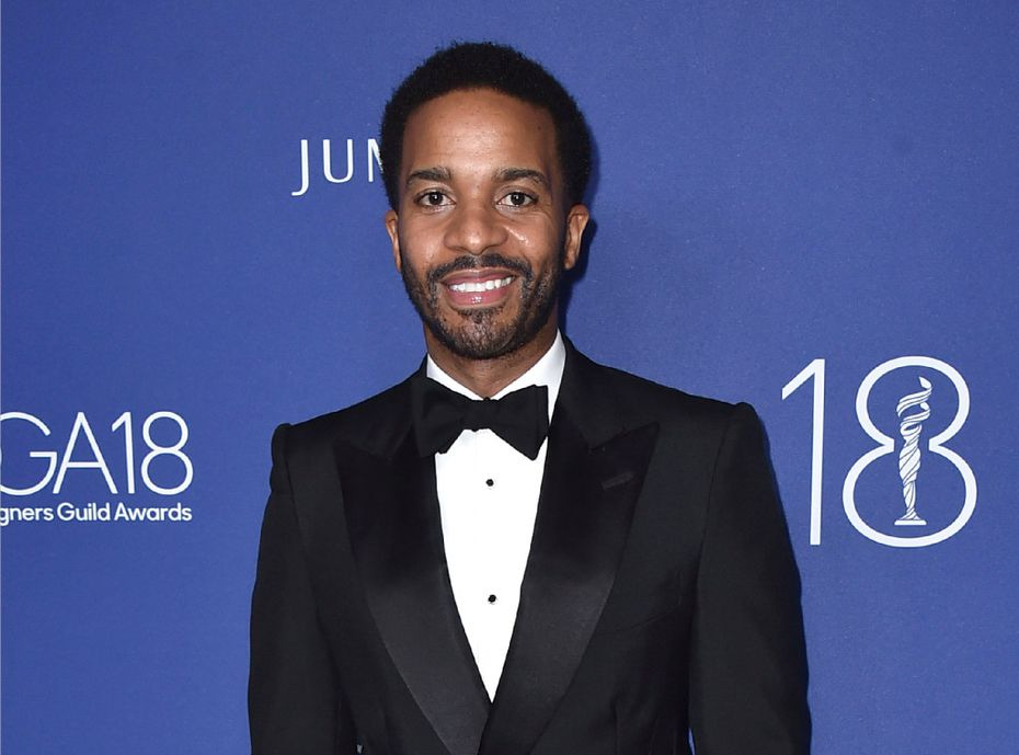 """Andre Holland starred in the films """"Moonlight,"""" """"Selma""""€ and """"€œ42."""""""