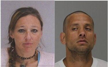 """Sherry Ward, 44, was """"taken under suspicious circumstances"""" by her boyfriend, Luis Balderas, 37, police say."""