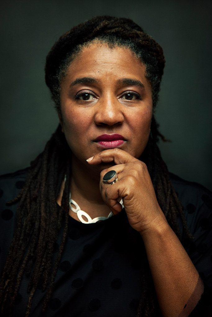"Lynn Nottage, the first woman to win two Pulitzer Prizes for drama. ""I'm taking the role of being a resister very, very seriously."""