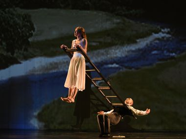 """MOMIX opens the 2020-21 TITAS Presents/Dance Unbound season with """"Alice."""""""
