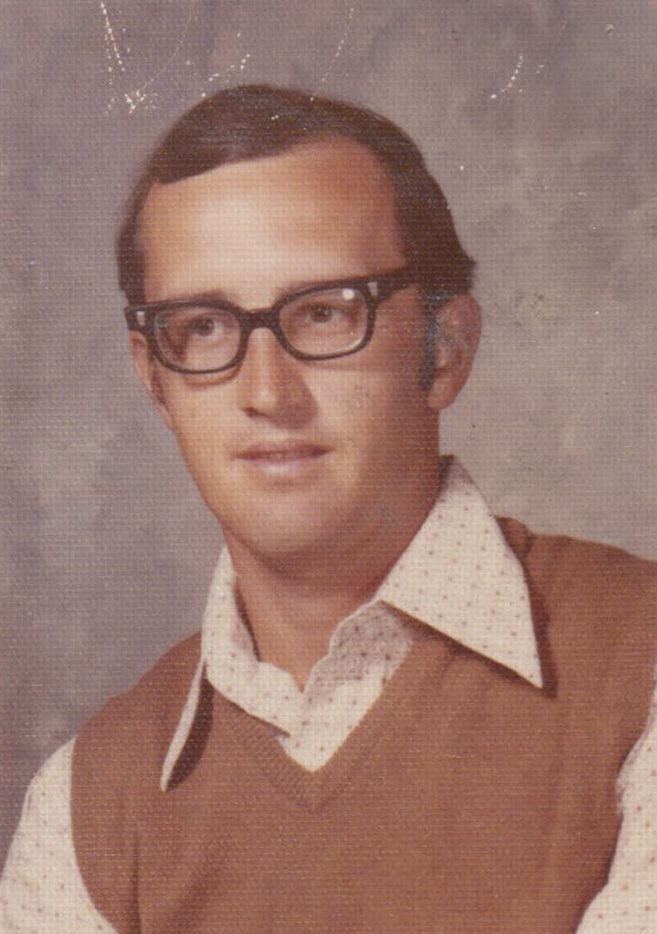 Dale Irby in 1973