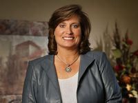 April Anthony, founder and former CEO of Encompass Health and Home Hospice.
