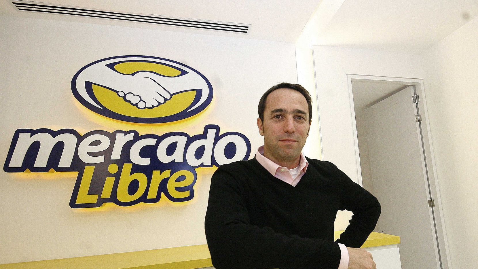 Marcos Galperin is one of the co-founders of MercadoLibre.