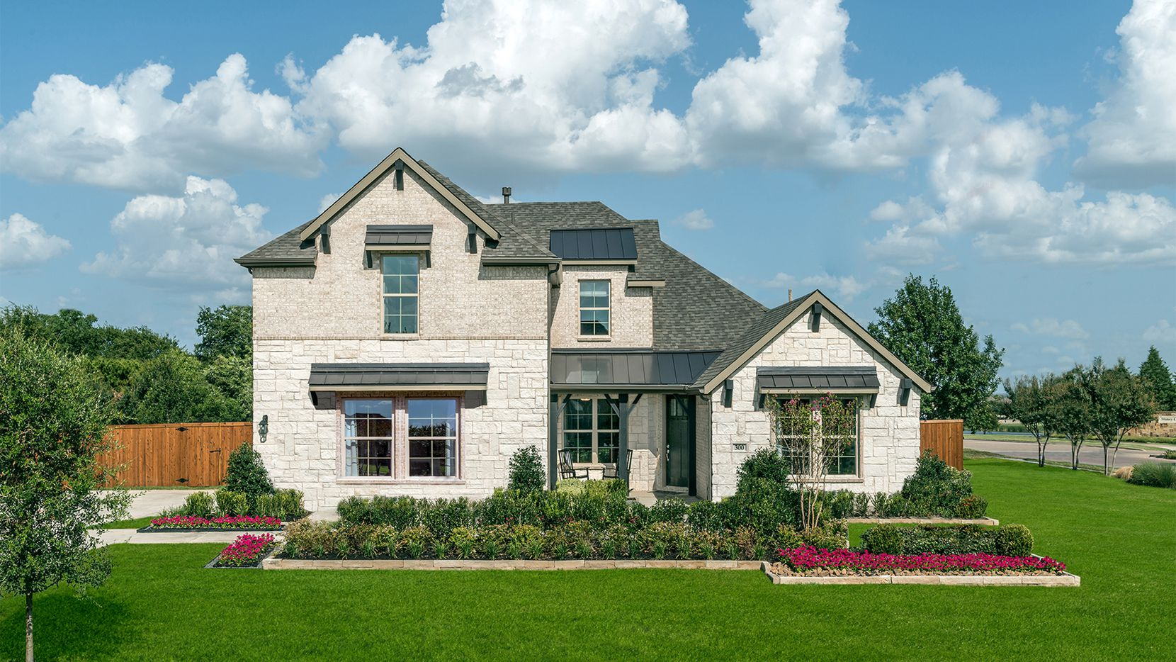 All designs by Beazer Homes in Dallas are being built to the highest level of air quality and energy efficiency, said a company spokesperson.