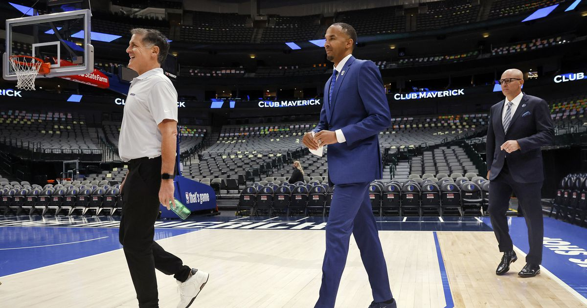 As Mavs whiff on top target, Nico Harrison's first free agency in Dallas feels awfully familiar