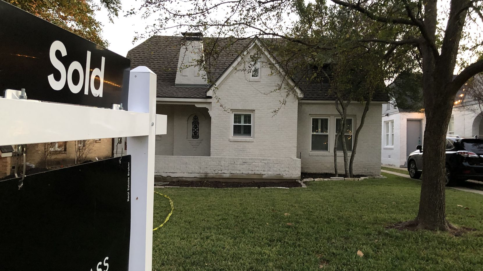 Dallas County home sales rose more than 18% in March from a year earlier.