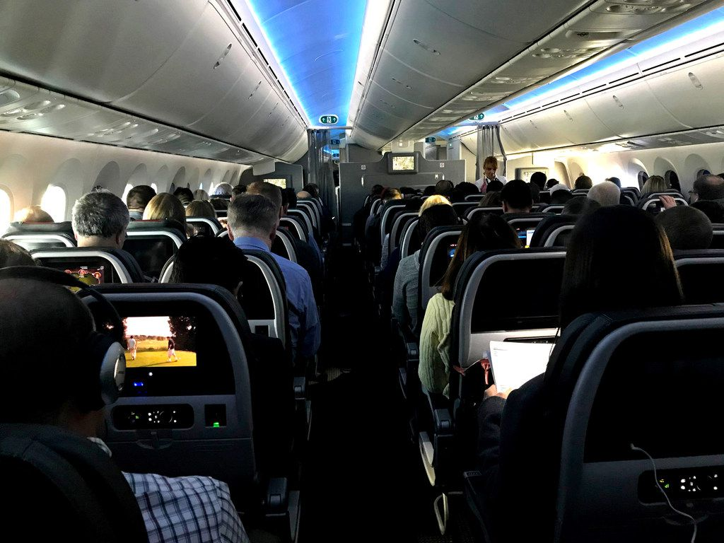 A stop to ever-shrinking airplane seat sizes could be something that fliers notice if an FAA bill recently passed in the House becomes law. The legislation, however, would leave minimum seat sizes to be determined by the FAA.