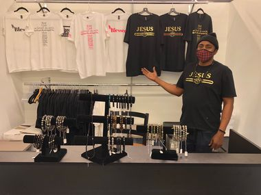 Taofik Olatunji is one of multiple small businesses within the Grow DeSoto Marketplace.
