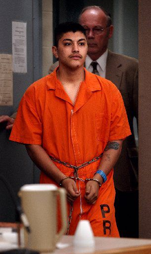 Licho Escamilla was executed after confessing to the murder of 18-year-old Santos Gauna.