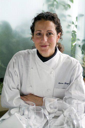 Chef Sharon Hage