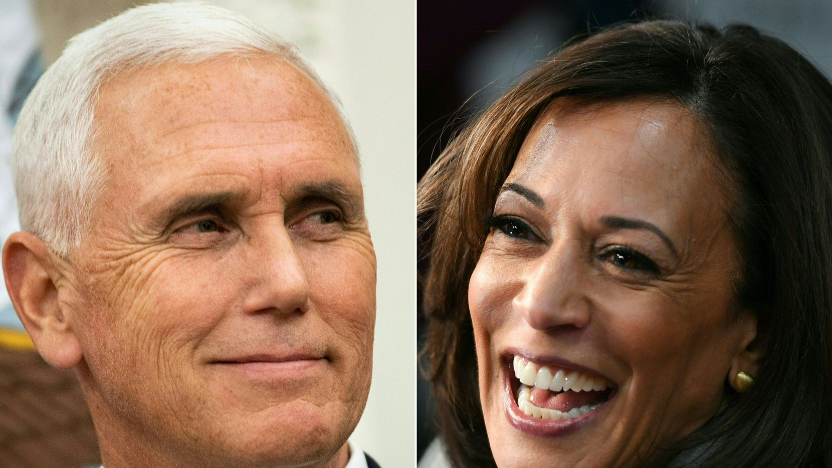 """Vice President Mike Pence, shown last October in Washington, and Democratic vice presidential candidate California Senator Kamala Harris, shown in Atlanta last November, will clash Wednesday night in this year's only vice presidential debate. The encounter has more meaning than usual. One in every five vice presidents has had to replace a fallen president, and this year, """"the odds are higher"""" because Trump and Biden, both in their mid-70s, could experience the health challenges that age cohort faces, a professor noted."""