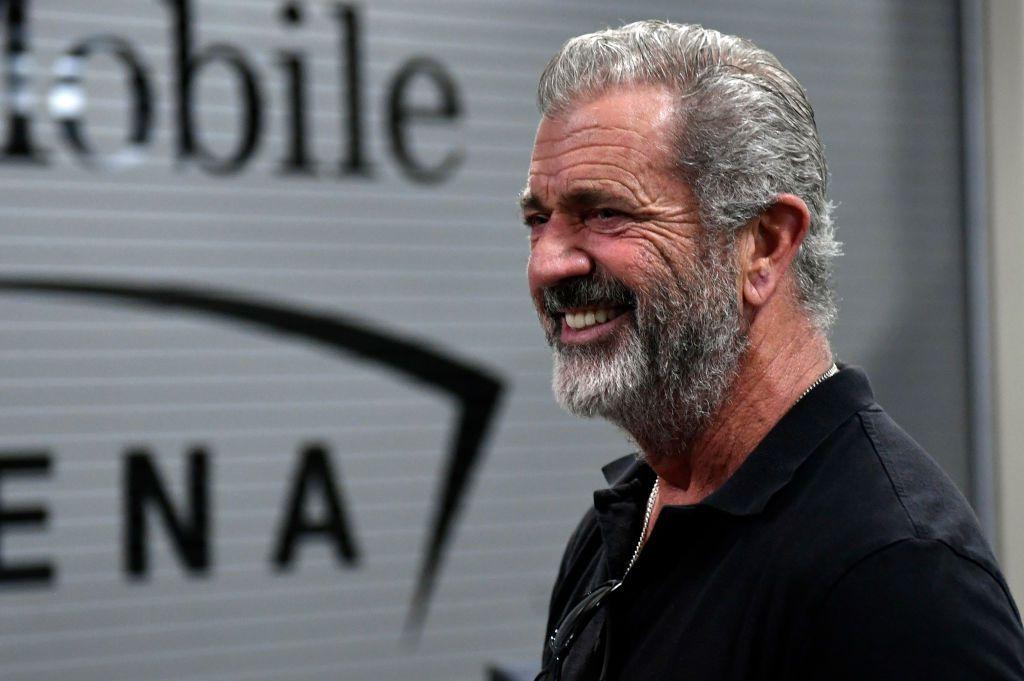 El actor Mel Gibson fue visto en Tijuana comiendo con la gobernadora electa Marina del Pilar Ávila.
