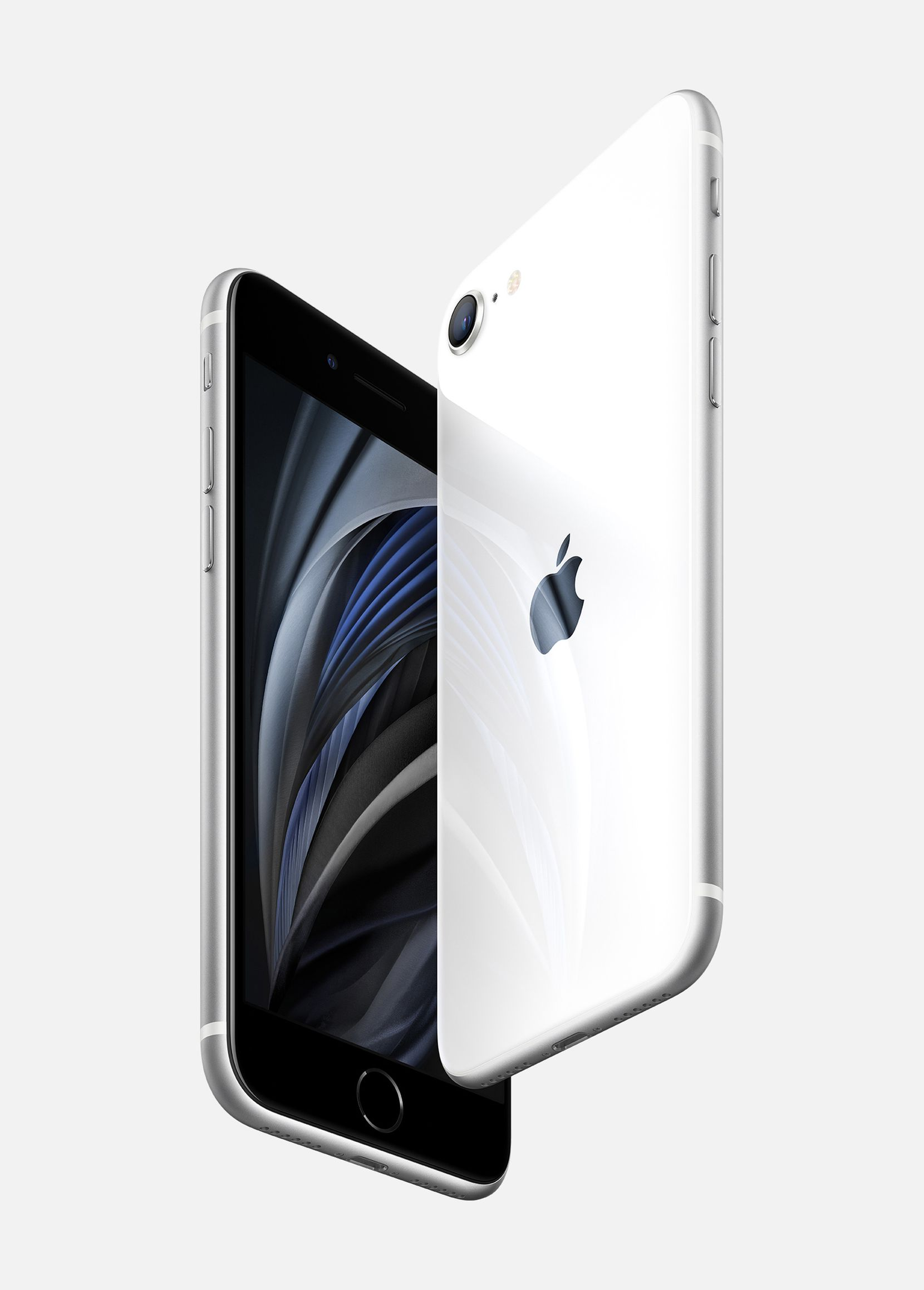 Apple's second-generation iPhone SE combines the body of the iPhone 8 with the processor of the iPhone 11.