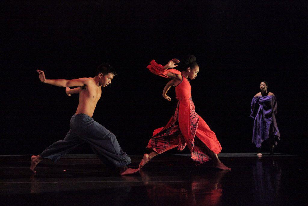 Ronald K. Brown's Evidence, A Dance Company opens the 2019-20 TITAS season.