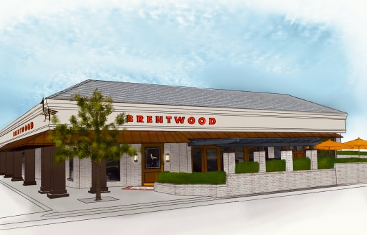 Brentwood restaurant is expected to open in fall 2021 at 5318 Belt Line Road in Addison.