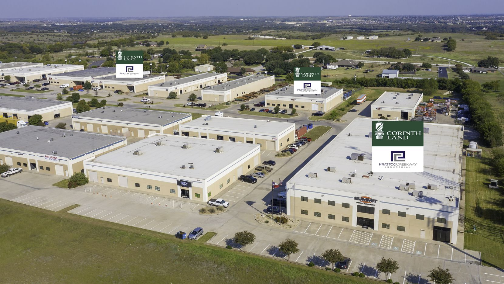 The three buildings sold are in southwest Fort Worth.