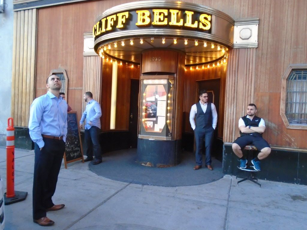 Catch terrific live jazz at legendary Cliff Bells in Downtown Detroit.