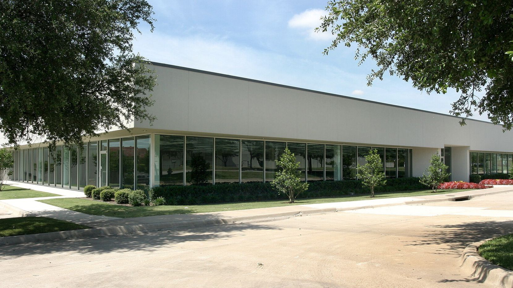 The office building at 1320 West Walnut Hill in Irving will be converted into an alternative medical center.