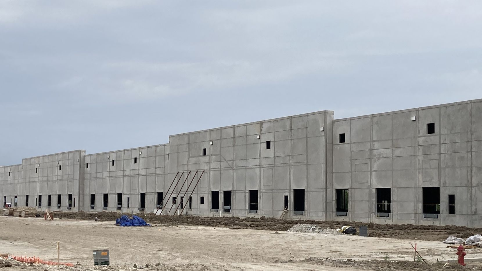 Velocis and Sumitomo are planning two warehouses in the D-FW area.