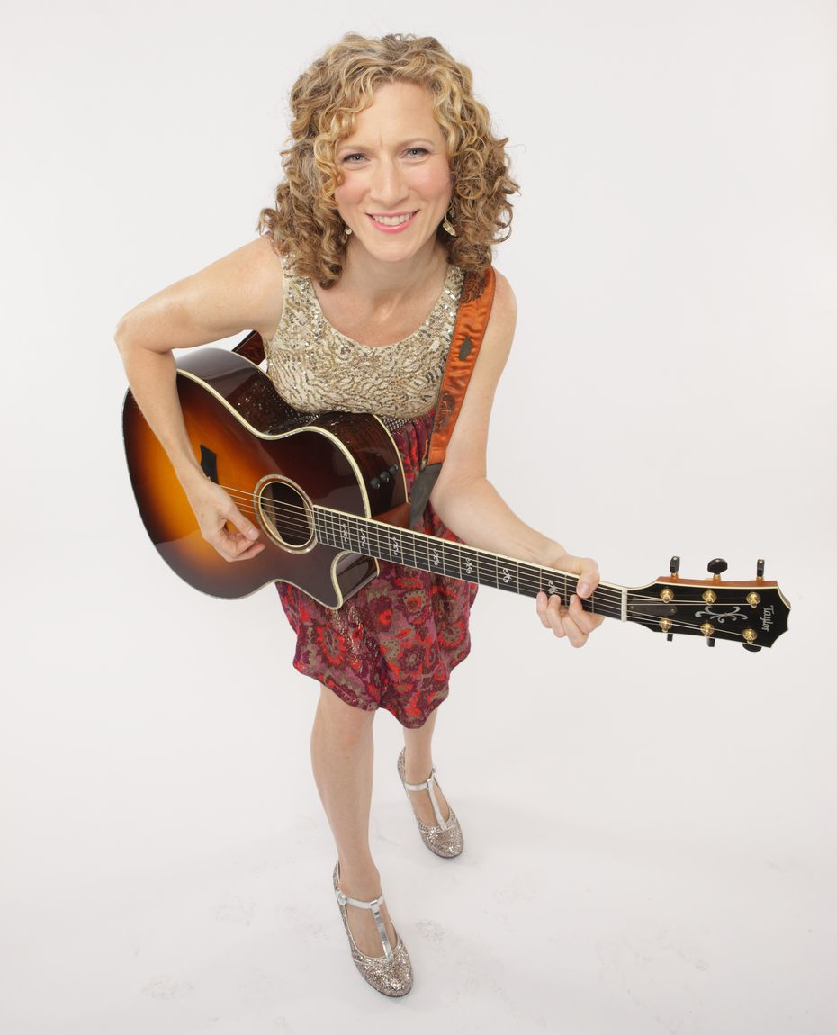 "Laurie Berkner is a professional musician who specializes in kids' music. She was described by TIME magazine as a ""sippy-cup Sheryl Crow."""