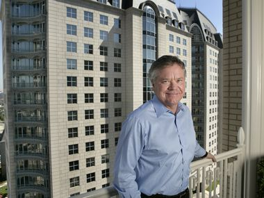 John Goff, chairman of Crescent Real Estate, has just purchased Uptown Dallas' Crescent complex for the third time.