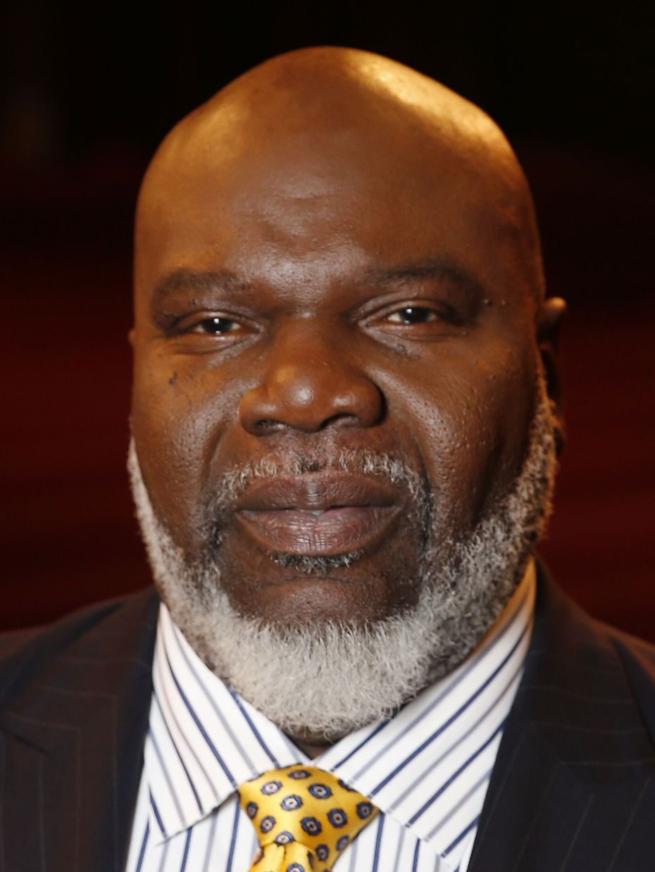 Bishop T.D. Jakes says attracting major corporations is vital to the area's growth.