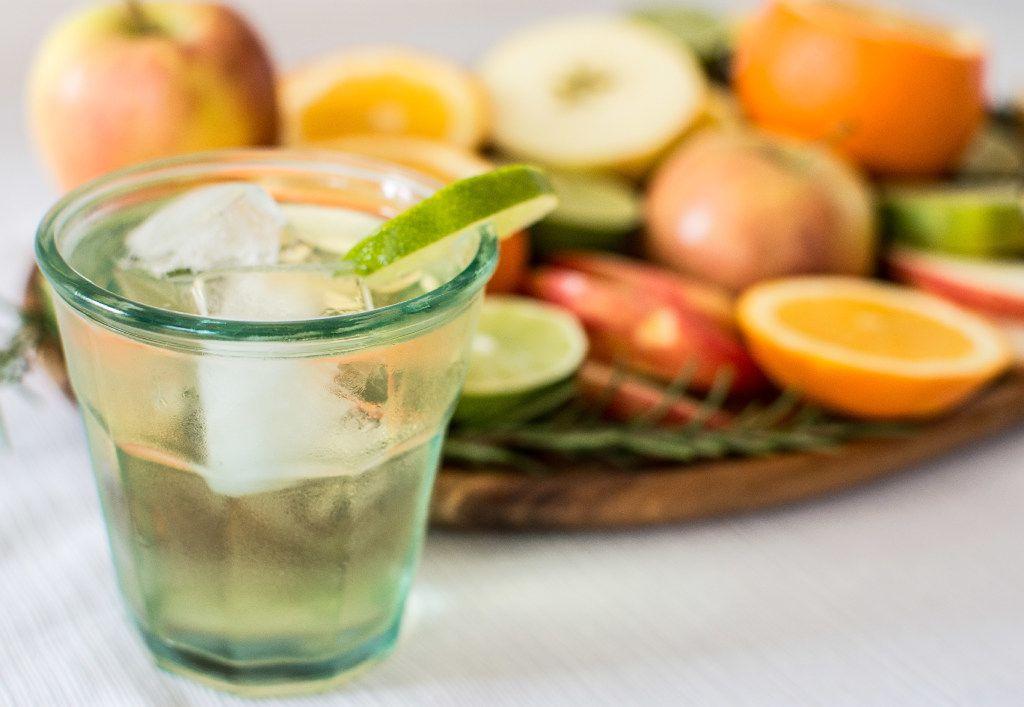 Vanilla Lime Soda