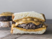 The Welsh Rarebit Burger