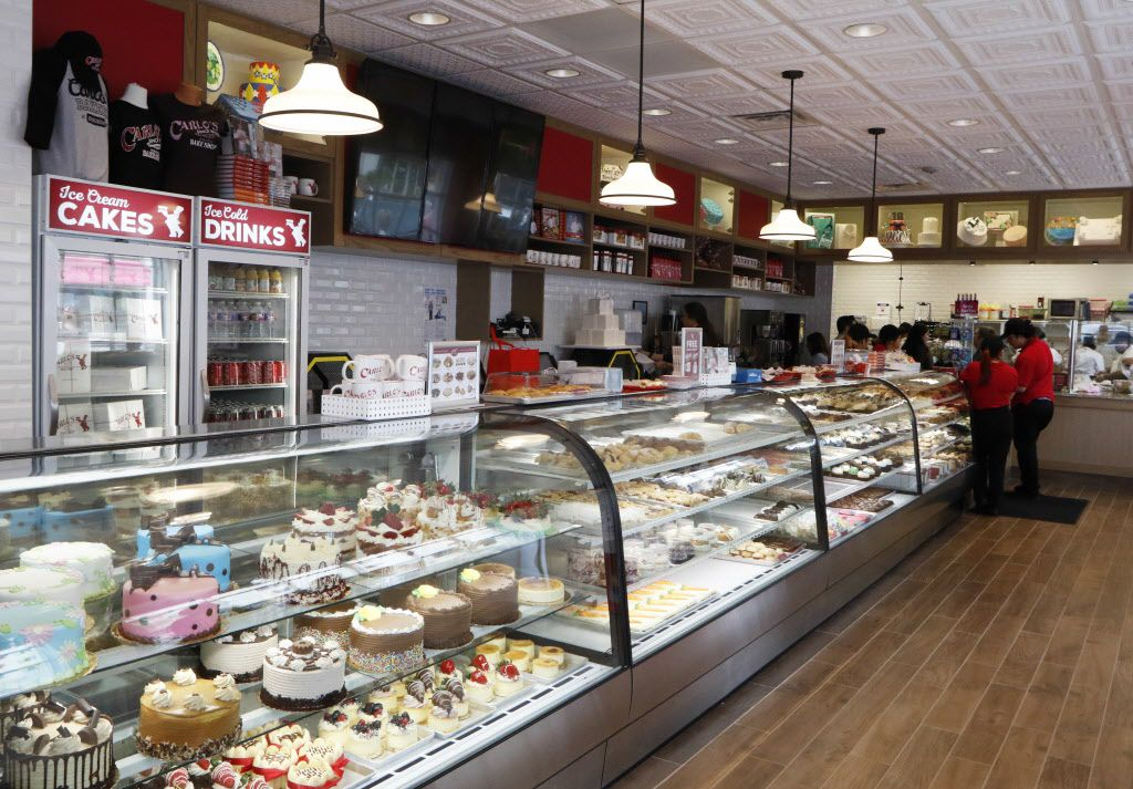 Carlo's Bakery will have for their grand opening on Saturday.