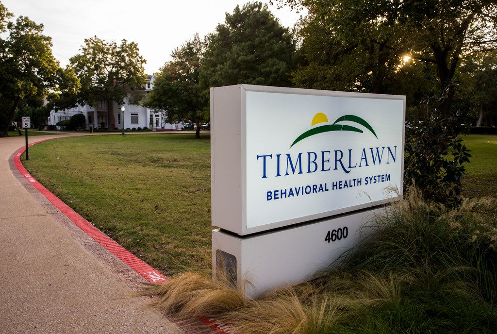 Timberlawn's chief executive denied that the hospital is allowing unsafe conditions after a 13-year-old girl reported rape and inspectors found serious safety violations.