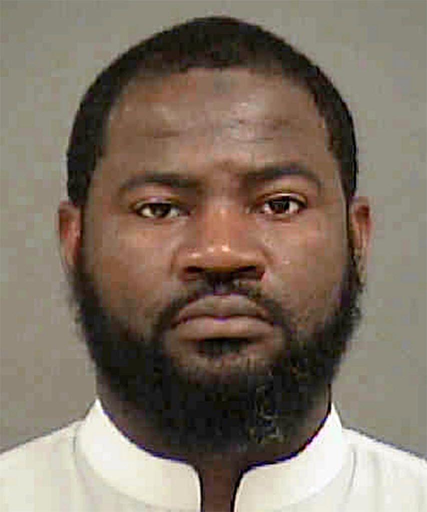 Erick Jamal Hendricks in an undated mugshot.