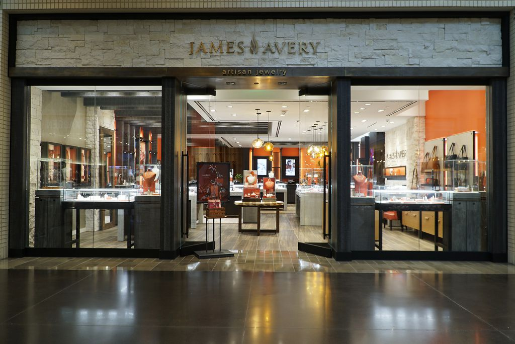 James Avery at NorthPark Center in Dallas.
