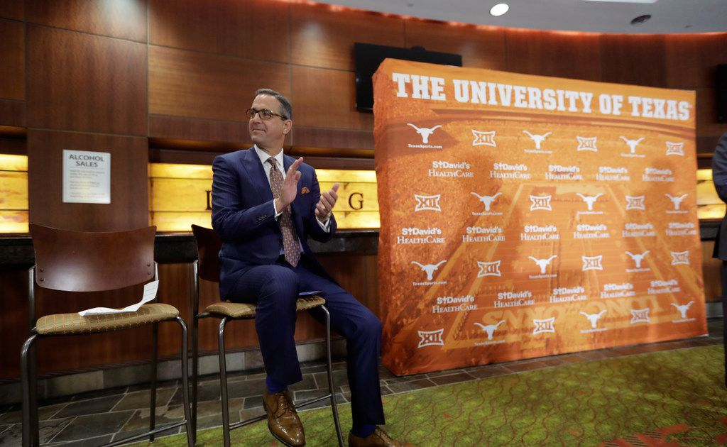 If Texas AD Chris Del Conte fires Tom Herman, Longhorns can't settle for second-tier replacement