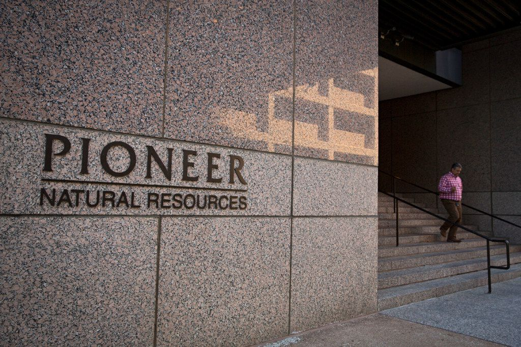 A report by a TV station in Midland quoted current and former employees as saying Pioneer wants to cut 300 jobs.