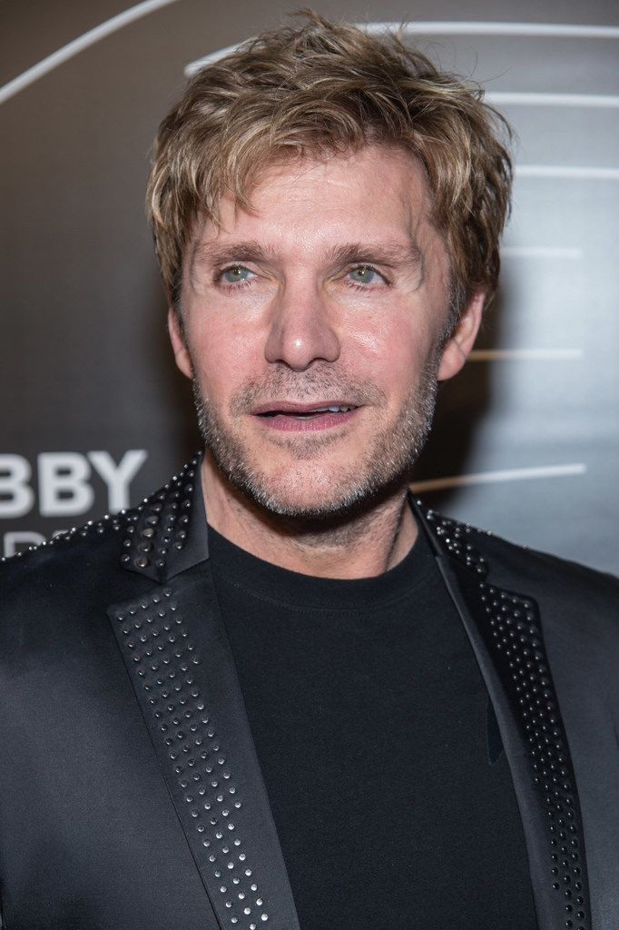 Actor Vic Mignogna at the Webby Awards in New York City on May 16, 2016.