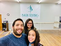 The de la Isla family purchased Forcher's Dance Center and reopened it as Baila Irving Performing Arts Academy.