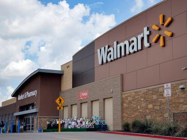 """Retail workers are being asked to do heroic work to keep America fed,"" said Dan Bartlett, Walmart executive vice president. ""The strain put on retail is not normal."""