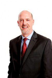 Joe McFarland, executive vice president over J.C. Penney stores.
