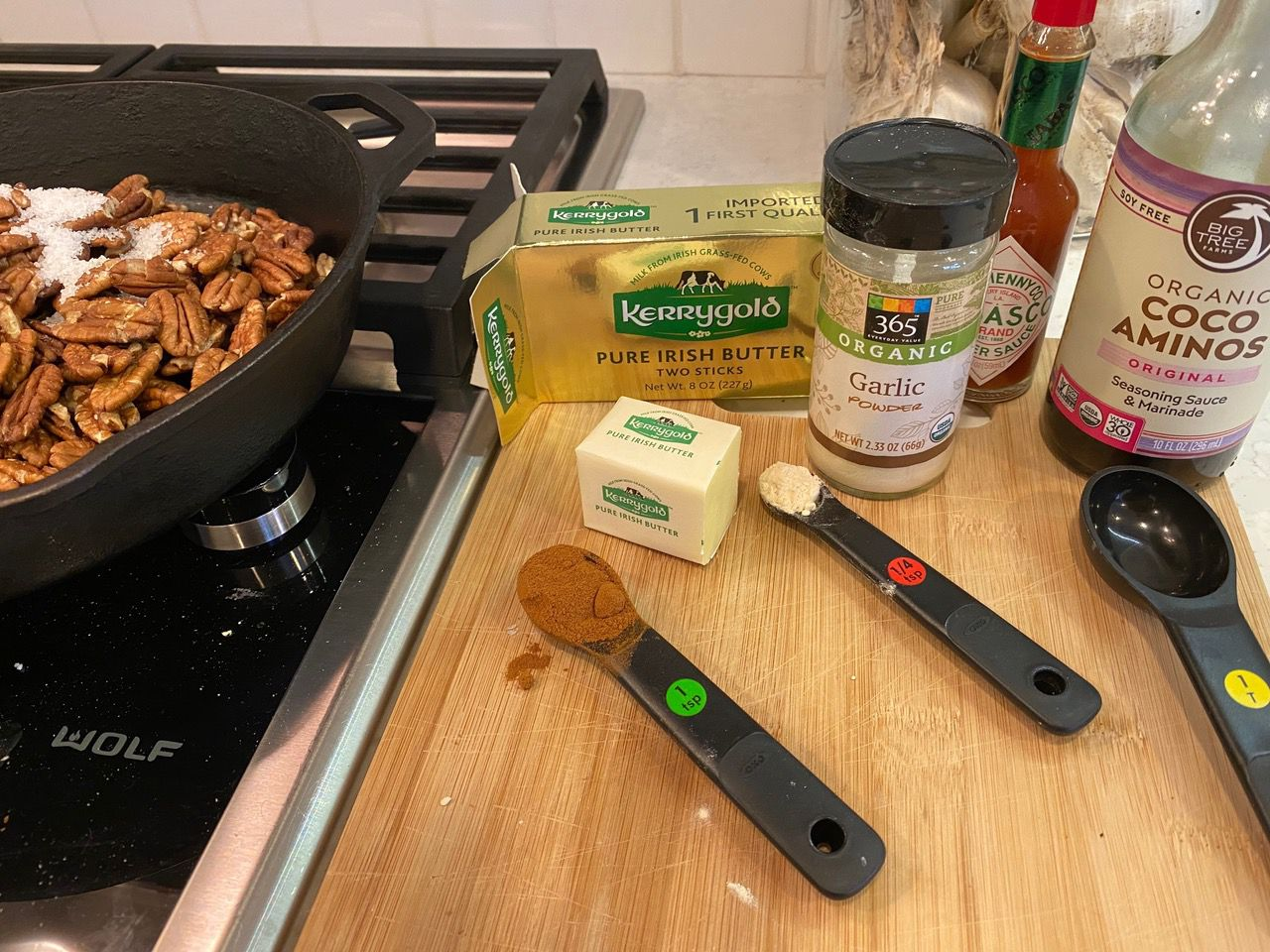 This pecan recipe seems to make the nuts easier to digest, as well as tasty.