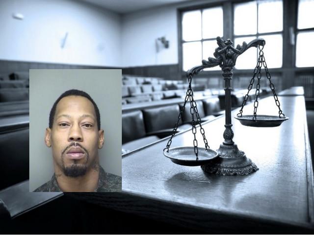 Jeffery Perkins fue sentenciado y luego se escapó en el almuerzo.