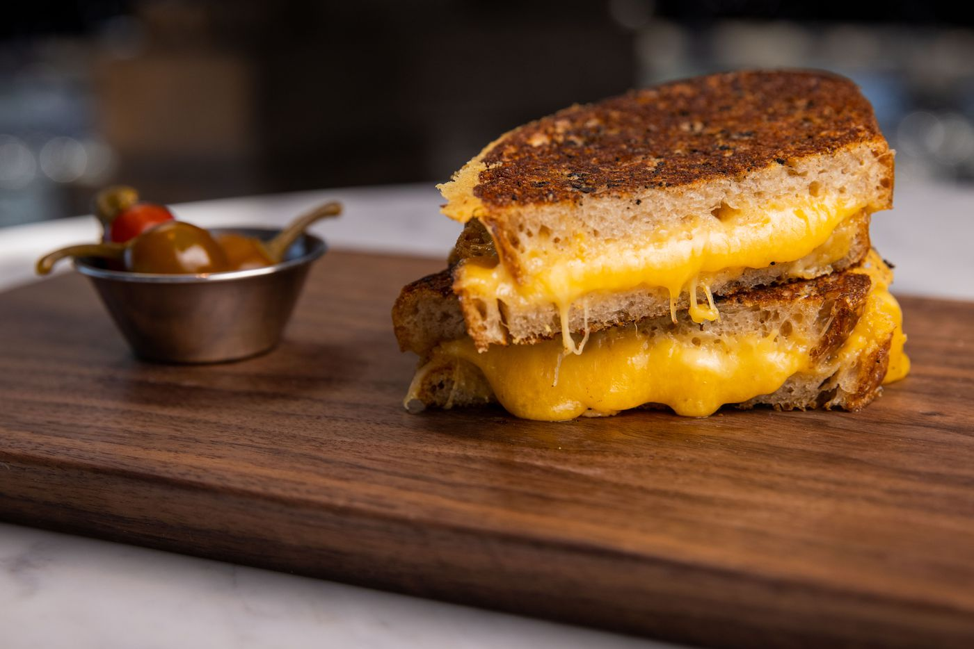 The Truffle Grilled Cheese