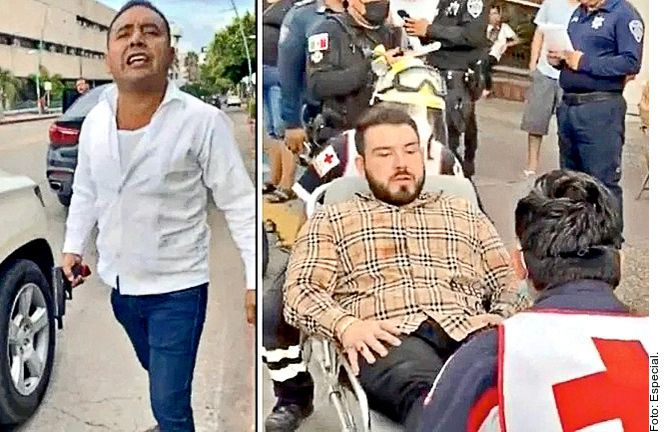 El escolta que baleó a Juan Armendáriz, ex yerno de Gobernador de Chiapas, fue detenido y acusado por tentativa de homicidio.