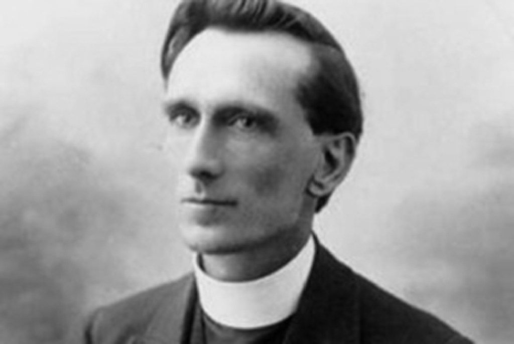 Oswald Chambers, author of My Utmost For His Highest