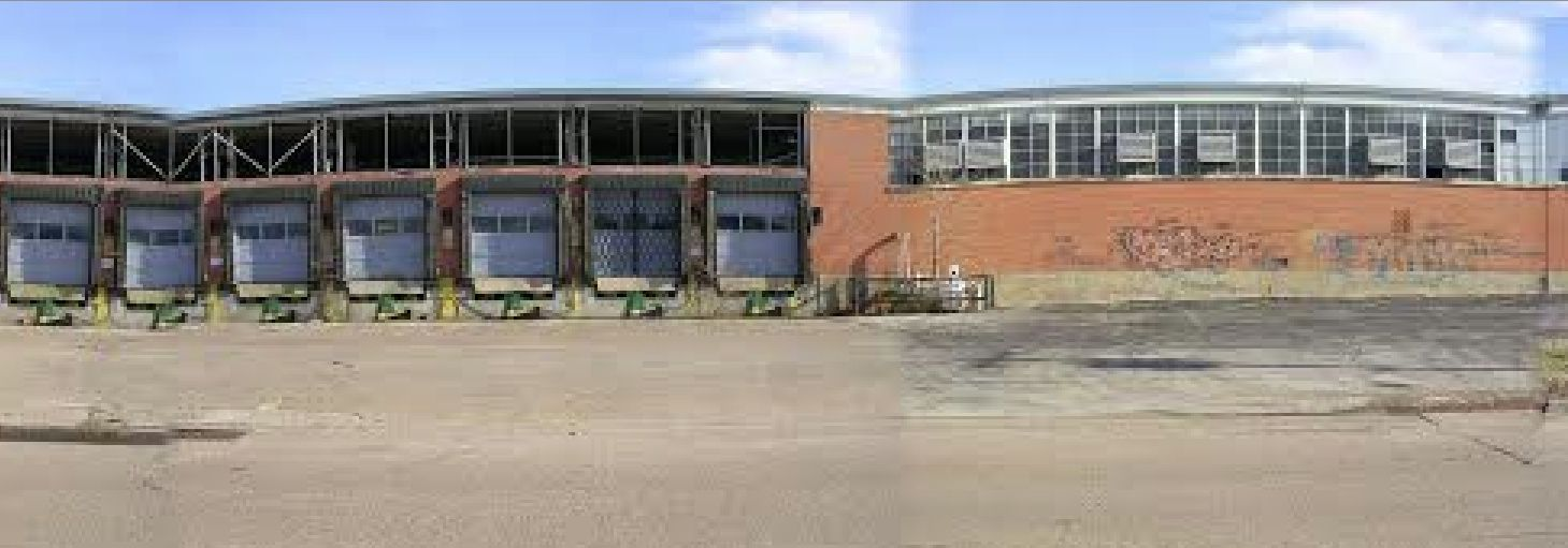 The decaying warehouse had been vacant for 10 years when Jim Lake Cos. bought it. (Jim Lake)