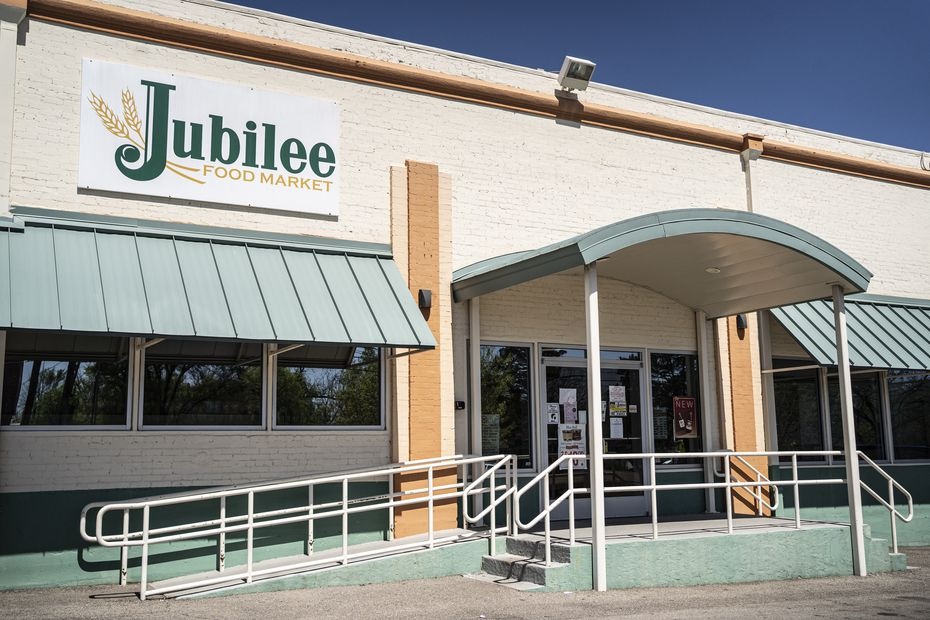 Jubilee Market is a model for creating a non-profit grocery store.  Pastor Jimmy Dorrell is the brains behind the operation, and for residents  like David Daniels -- its made all of the difference in the world.
